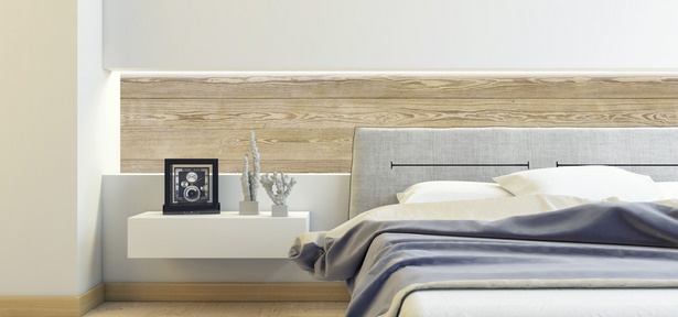 wandgestaltung mit holzpaneele. Black Bedroom Furniture Sets. Home Design Ideas