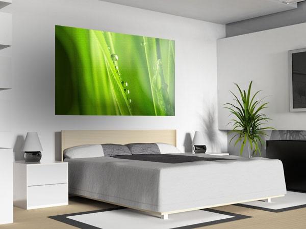 Wandgestaltung Schlafzimmer Farbe : Wandgestaltung schlafzimmer mit farbe