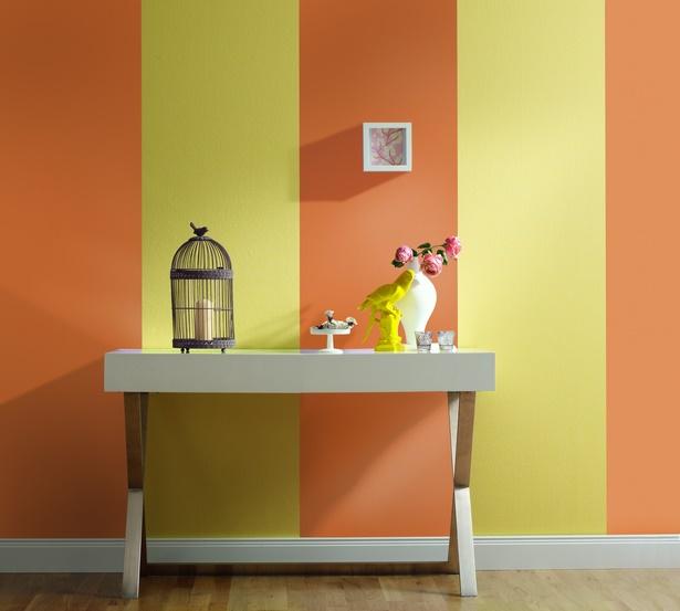 wandgestaltung streifen ideen. Black Bedroom Furniture Sets. Home Design Ideas