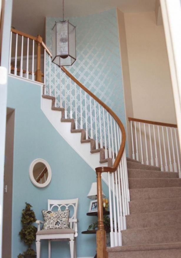 Treppenhaus Wandgestaltung wandgestaltung treppenhaus