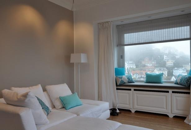 wandgestaltung wohnzimmer grau. Black Bedroom Furniture Sets. Home Design Ideas
