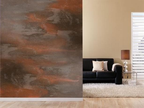 Perfekt Wohnzimmer Wandgestaltung Farbe Und Wohnzimmer