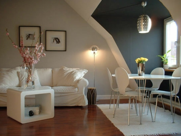 wei e w nde gestalten. Black Bedroom Furniture Sets. Home Design Ideas