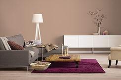 Ideen Für Die Wandgestaltung Im Wohnzimmer: Alpina Farbe Einrichten