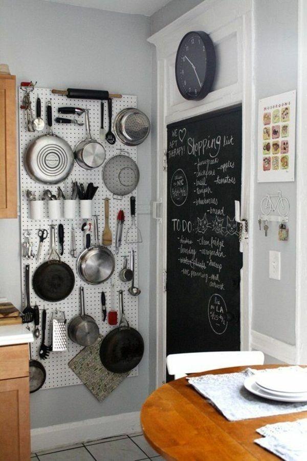 Wg küche einrichten