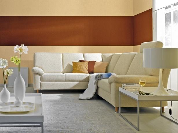 W nde farbig gestalten ideen Wohnzimmer komplett neu gestalten ideen