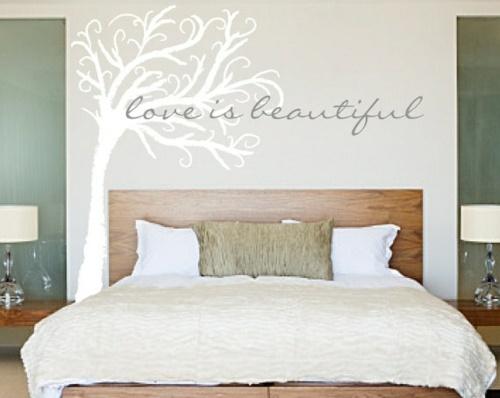 W nde gestalten bilder - Schlafzimmer malerisch gestalten ...