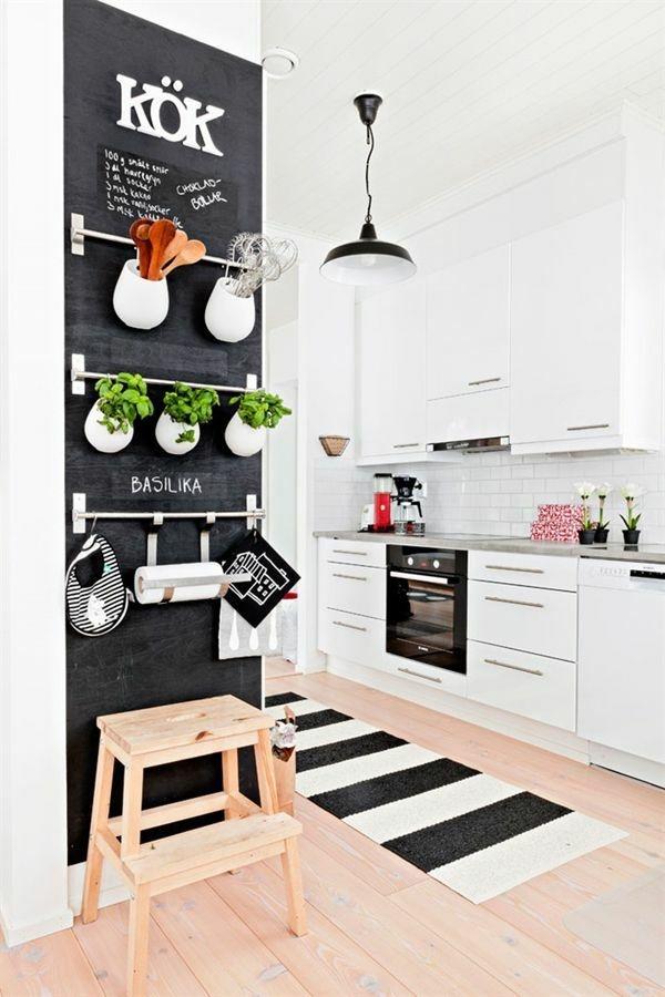 w nde gestalten k che. Black Bedroom Furniture Sets. Home Design Ideas