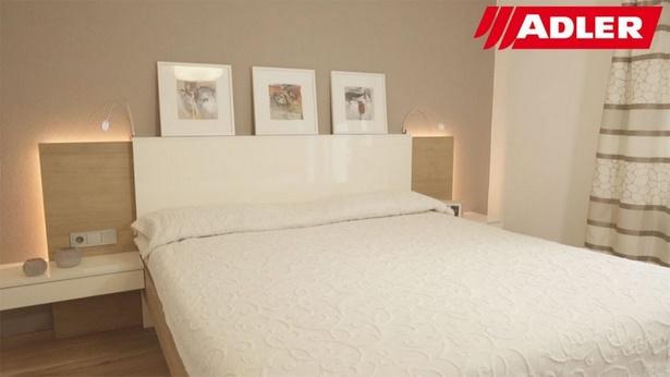 w nde streichen ideen schlafzimmer. Black Bedroom Furniture Sets. Home Design Ideas