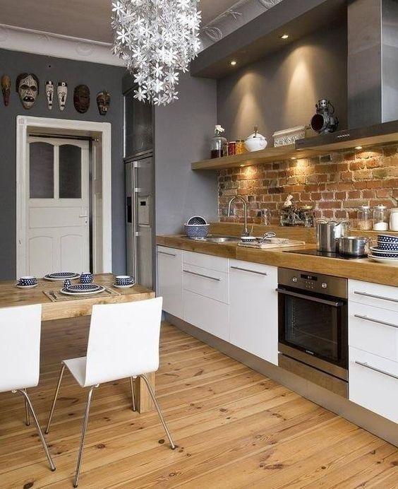 Wohnideen Küche wohnideen küche wände