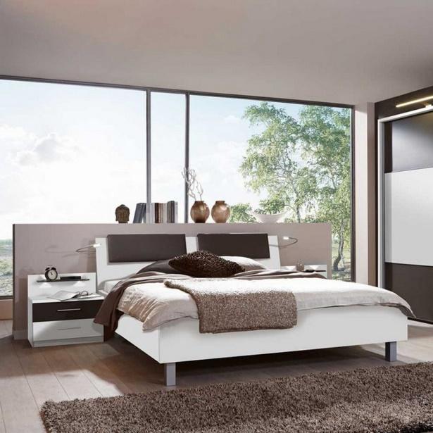 Wohnideen schlafzimmer grau