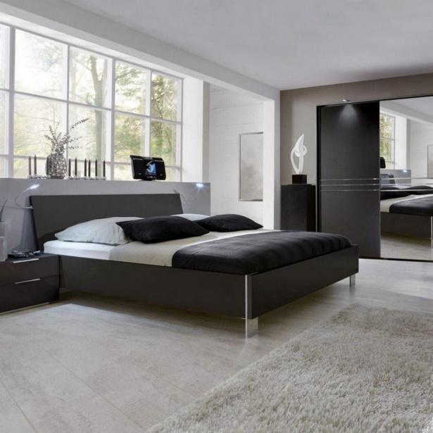 Wohnideen schlafzimmer grau - Wohnideen schlafzimmer ...