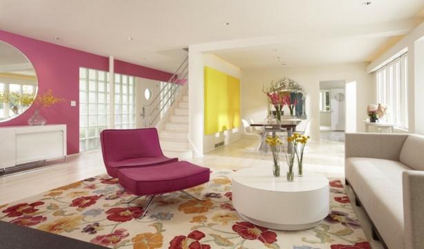 Wohnzimmer Muster wohnzimmer farben muster