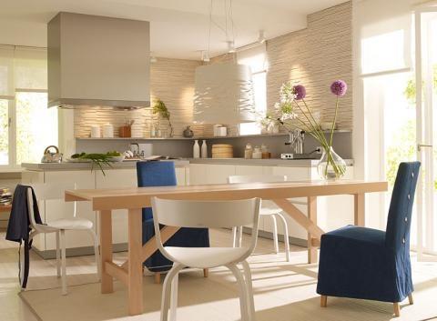 Best Wohnzimmer Mit Offener Küche Gestalten Contemporary U2013 Ideas .