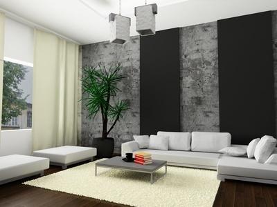 Wohnzimmer wände streichen ideen