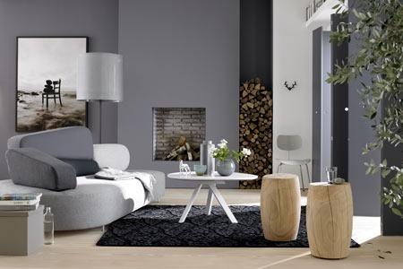 wohnzimmerwand farbe. Black Bedroom Furniture Sets. Home Design Ideas