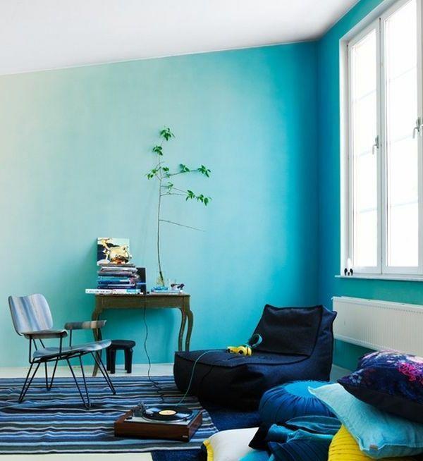 Farben Zum Streichen Von Wänden
