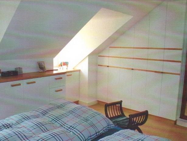 dachschraege schlafzimmer