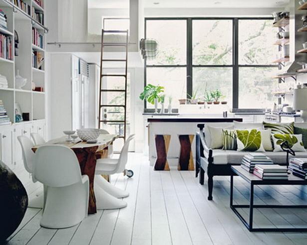 Einrichtung esszimmer wohnzimmer