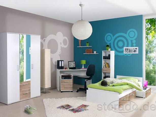 Jugendzimmer streichen