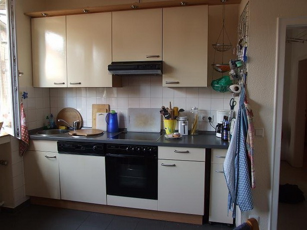 küche mit folie bekleben