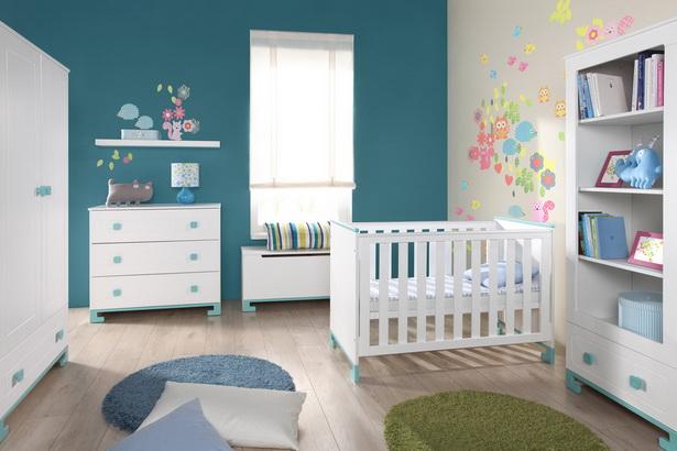 Kinderzimmer gestalten jungen