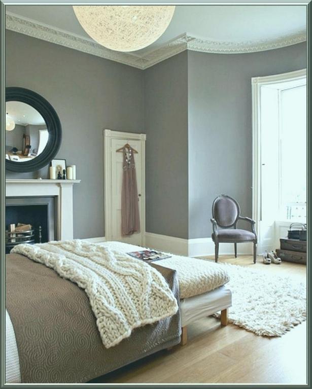 Innenarchitektur Inspirierend Taupe Wandfarbe Beispiele: Beruhigende Wandfarbe Schlafzimmer