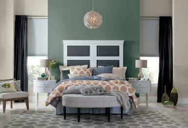 24 Wandfarben Trends Schlafzimmer