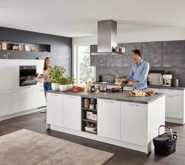 kücheneinrichtungen beispiele