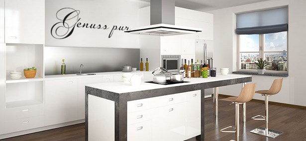 küchenwand gestalten