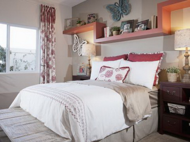 Schlafzimmer romantisch einrichten