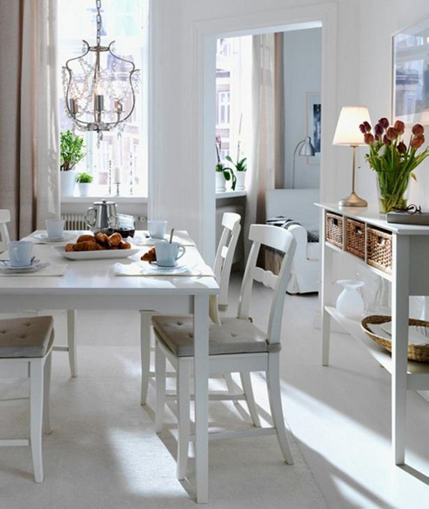 Deko Ideen Weiße Möbel