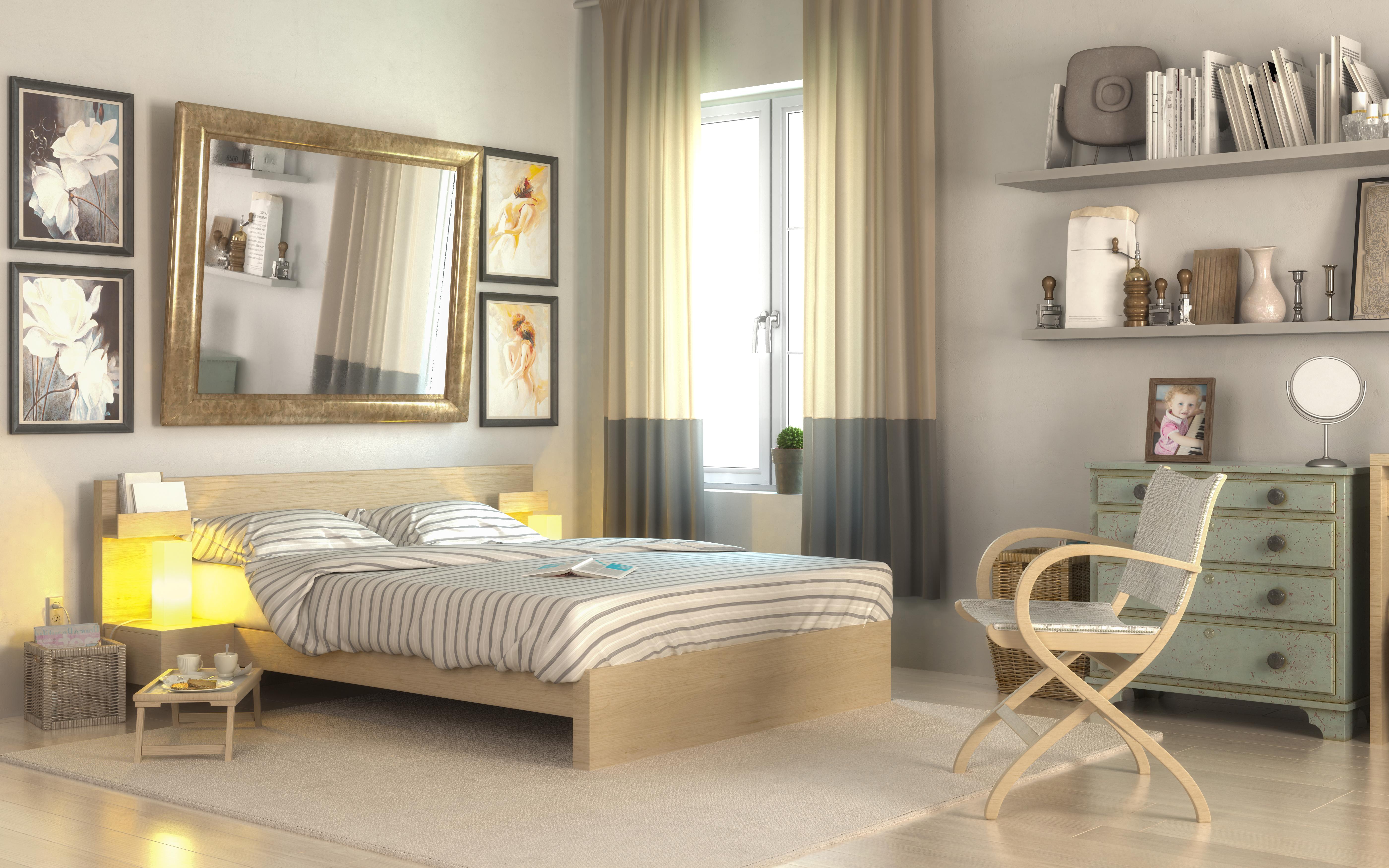 Schrank kleines schlafzimmer