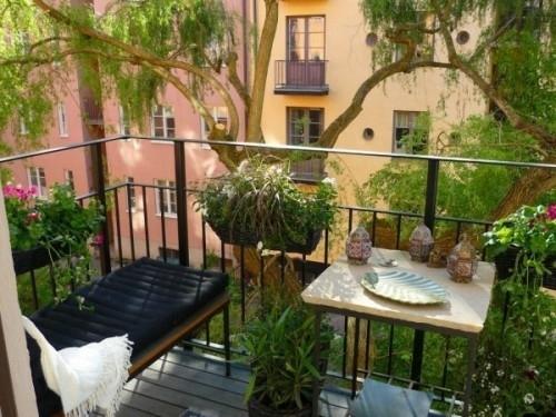 Tisch Für Kleinen Balkon