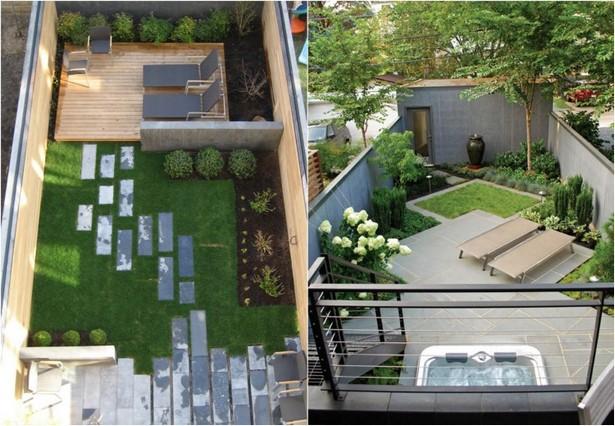 Garten Ohne Rasen Beispiele