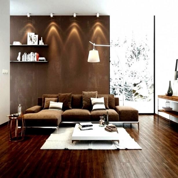 Schlafzimmer Wande Farblich Gestalten Braun Mobili: Wand Streichen Ideen Braun