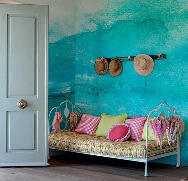 Wände Farbig Streichen: Wohnideen Wände Streichen