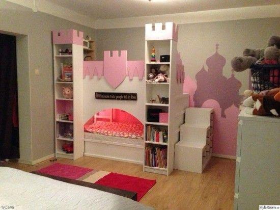 Tripple Bunk Bed Ikea Hack