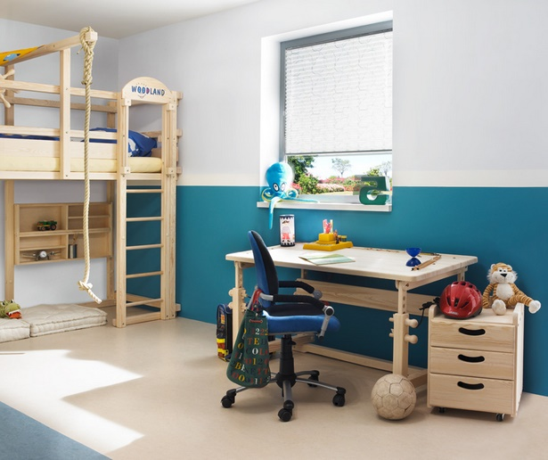 Schöner Wohnen Kinderzimmer Gestalten
