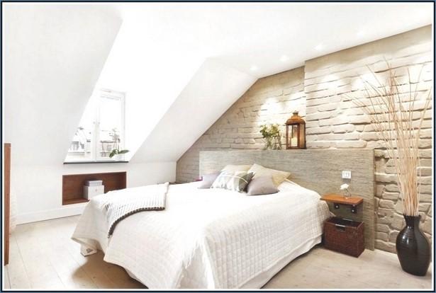 Dachschrägen schlafzimmer gestalten