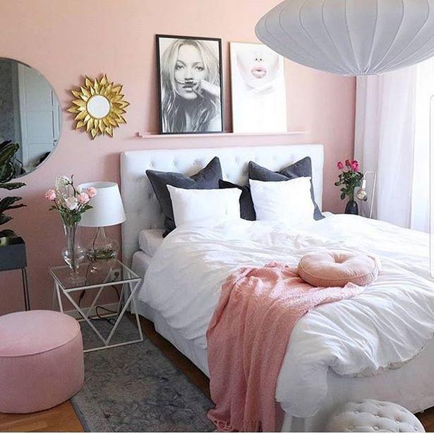 Taupe Farbe Dekorative Ideen Für Ihr Zuhause: Gemütliche Schlafzimmer Farben