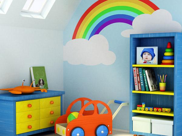 Kinderzimmer junge wandgestaltung