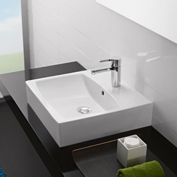 Moderne waschbecken bad