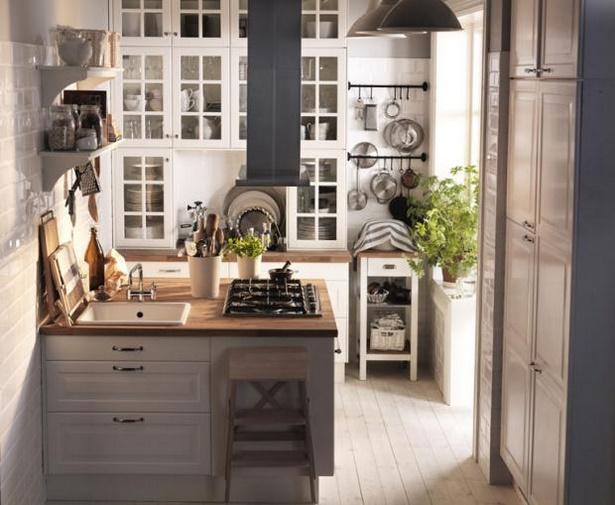 schöner wohnen kleine küchen