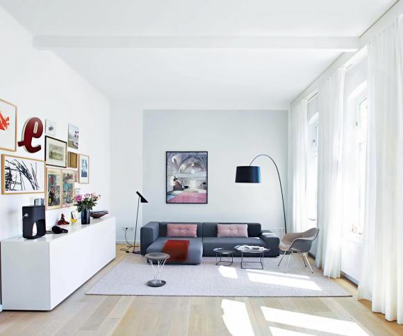 Räume Farbig Gestalten